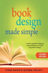 Book Design Made Simple by Fiona Raven