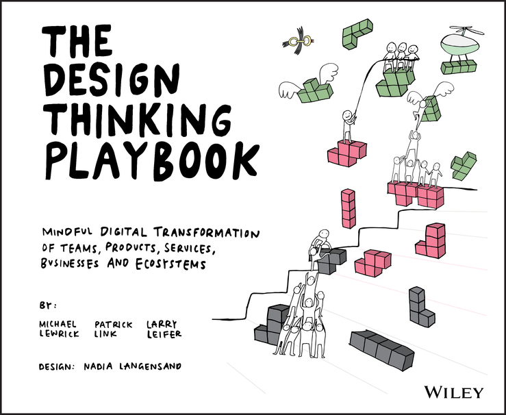 Download Ebook The Design Thinking Playbook. by Michael Lewrick Pdf