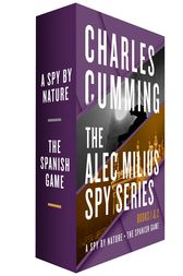 The Alec Milius Spy Series: Books 1 & 2 by Charles Cumming