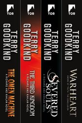 A Sword of Truth Set: Richard and Kahlan by Terry Goodkind