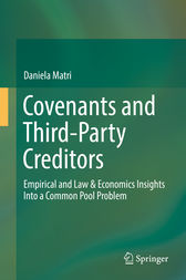 Covenants and Third-Party Creditors by Daniela Matri