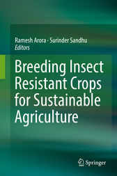 Breeding Insect Resistant Crops for Sustainable Agriculture by Ramesh Arora