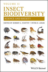 Insect Biodiversity by Robert G. Foottit