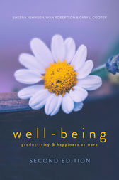 WELL-BEING by Sheena Johnson