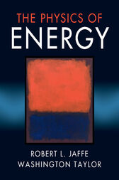 The Physics of Energy by Robert L. Jaffe