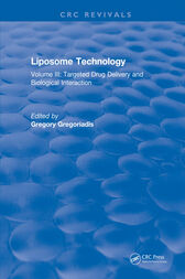Liposome Technology by Gregoriadis