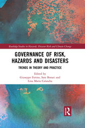 Governance of Risk, Hazards and Disasters by Giuseppe Forino