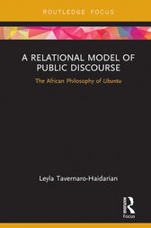 A Relational Model of Public Discourse: The African Philosophy of Ubuntu