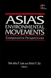 Asia's Environmental Movements by Alvin Y. So