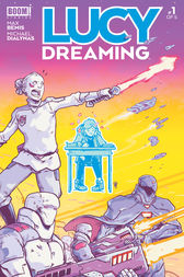 Lucy Dreaming #1 by Max Bemis