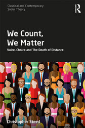 We Count, We Matter by Christopher Steed