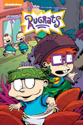Rugrats #5 by Box Brown