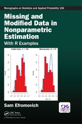 Missing and Modified Data in Nonparametric Estimation: With R Examples