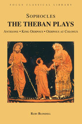 The Theban Plays By Sophocles Ebook