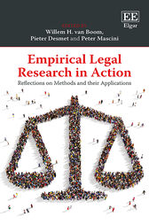 Empirical Legal Research in Action by Willem H. van Boom
