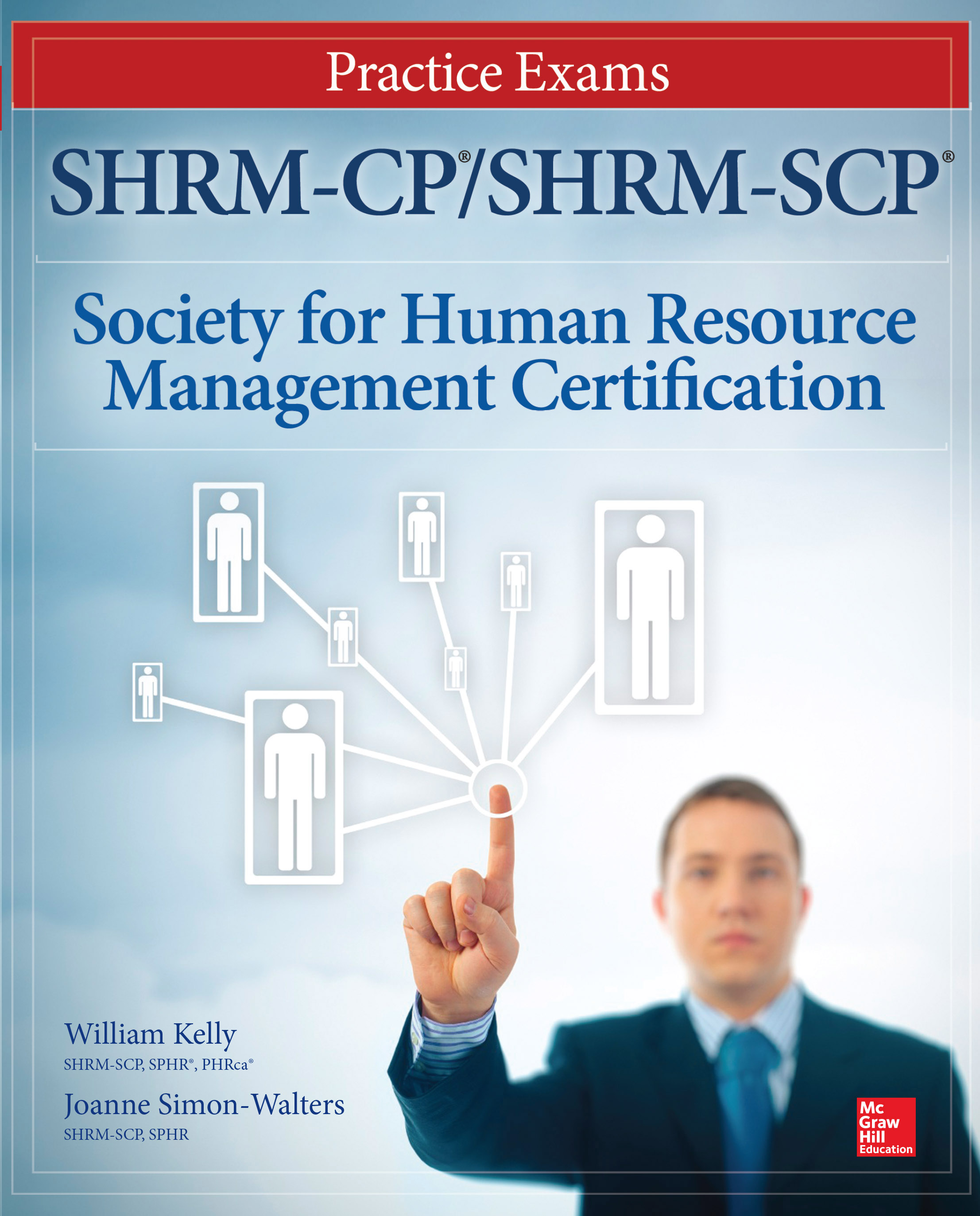Download Ebook SHRM-CP/SHRM-SCP Certification Practice Exams by William D. Kelly Pdf