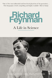 Richard Feynman by John Gribbin